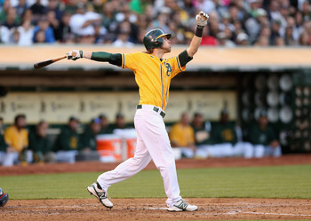 Josh Reddick, another Billy Beane production