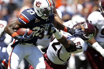Experienced Offensive Weapons Will Help AU in 2012