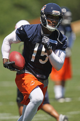 Brandon Marshall was brought in to help add some fire power to the offense
