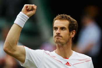 Andy Murray - Great Britain expects