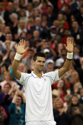 He who would be King - Novak Djokovic
