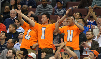 Linsanity captivated millions. Could D-12, D-Will and Joe Johnson do the same?
