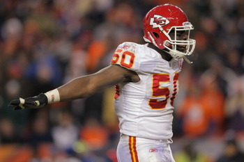 Kansas City Chiefs OLB Justin Houston