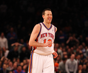 Knicks fans will be all smiles if Steve Novak returns next season.