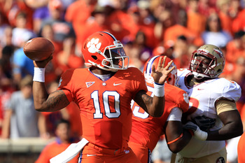 FSU vs. Clemson on September 22nd is my most intriguing game for the Seminoles' 2012 regular season.
