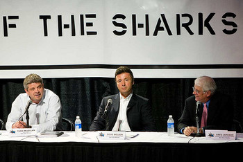 San Jose Sharks GM Doug Wilson has made it clear at least one player is off-limits for a trade