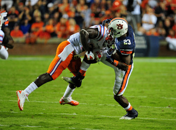 Elam is one of the hardest hitting safeties in the nation.