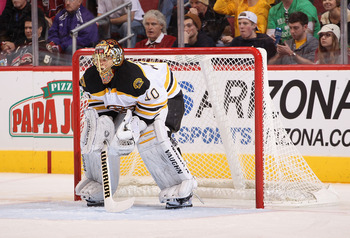Tuukka Rask has shown that he can be an elite goalie in the NHL.