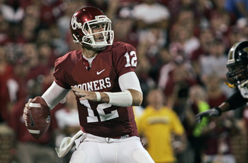 Oklahoma QB Landry Jones