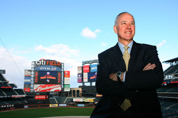 Sandy Alderson is thinking that slow and steady wins the race...