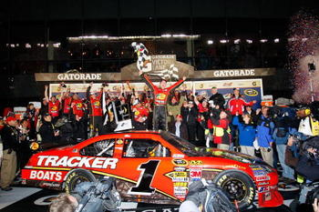 Jamie McMurray knows how to win at Daytona
