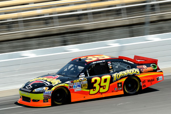Ryan Newman won at Daytona in 2008