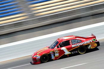 Jamie McMurray has two wins at Daytona