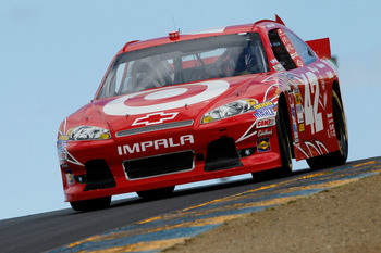 Juan Pablo Montoya had top 10s in both Daytona races in 2011