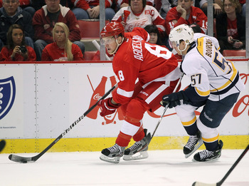 The Red Wings may need to pursue a trade or two since they failed to sign any high-priced free agents.