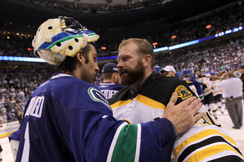 After losing the 2011 Stanley Cup Finals to the Boston Bruins, Roberto Luongo has been on borrowed time in Vancouver.
