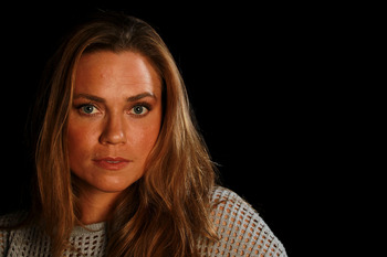 DALLAS, TX - MAY 14:  Swimmer, Natalie Coughlin, poses for a portrait during the 2012 Team USA Media Summit on May 14, 2012 in Dallas, Texas.  (Photo by Ronald Martinez/Getty Images)