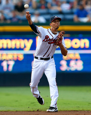 Andrelton Simmons has been fun to watch with the glove since being called up.