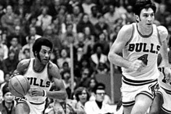 Norm Van Lier and Jerry Sloan. Credit: NBA.com