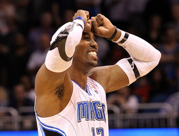 Dwight Howard played at a top-level with the Orlando Magic this season despite his trade demands. But it made the situation uncomfortable for him and the Magic organization.