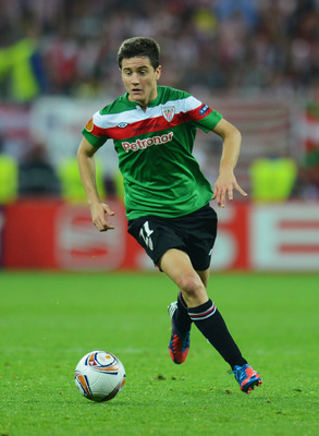 Athletic Bilbao's Ander Herrera likely to play a key role for Spain