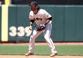 There are much better hitters out there than Brandon Crawford, but his defense at shortstop is a valuable asset.