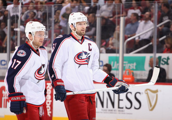 Rick Nash is tired of playing for a non-contending team.