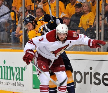 Yandle has been sought after by many teams this offseason