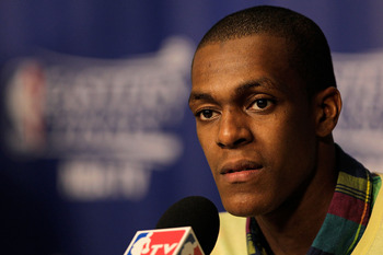 Rajon Rondo's relationship with Ray Allen could have been a deciding factor in pushing Allen to the Celtics' hated rival.