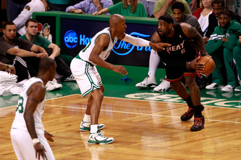 Ray Allen, a long-time opponent of LeBron, now joins his team in an ironic twist of fate.