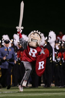 Rutgers mascot