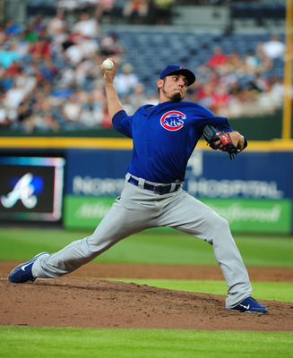 Cubs pitcher Matt Garza is one of many to be moved by the deadline