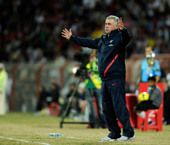 Carlo Ancelotti is set to take PSG to new heights