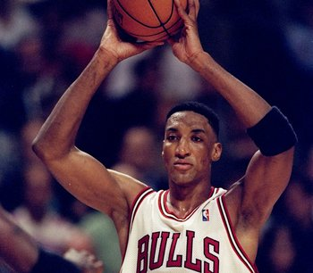 As great as Michael Jordan was, his legacy would have been different if not for Scottie Pippen's presence.