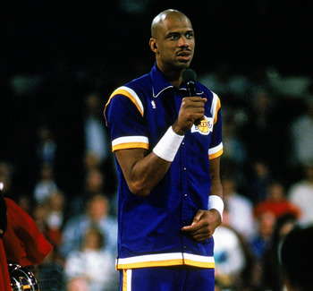 Kareem retired as a Laker, but started his career with Milwaukee.
