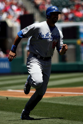 Though injured at the moment, Andre Ethier has helped carry the Dodgers offense without Matt Kemp.