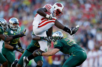 Nebraska will have to shut down RB Montee Ball.
