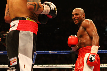 Could 2013 finally be the year we see Money Mayweather step in with Manny Pacquiao?