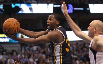 C.J. Miles was a solid role player for the Jazz.