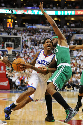 Lou Williams won't be pursued by Philadelphia.