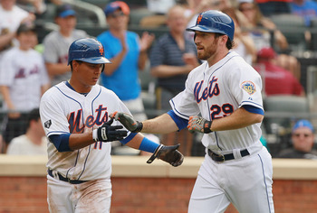 Ike Davis is starting to produce