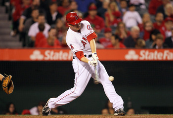Mark Trumbo will edge out Robinson Cano to win the 2012 Home Run Derby.