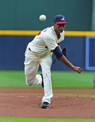 Julio Teheran has taken a step back this year.