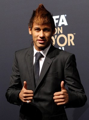 Neymar  Ing Soon Scott Heavey Getty Images