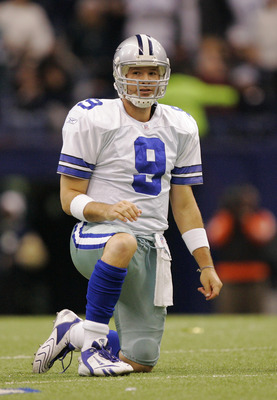 Romo has taken better care of the ball than he's given credit for.