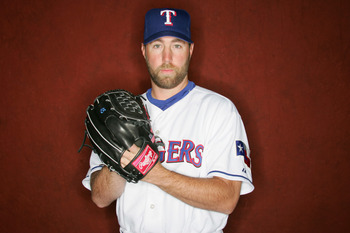 Dickey has come a long way since his days in Texas