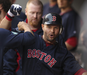 Cody Ross has been solid, but he's not a long-term answer in right field for Boston.