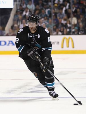 San Jose needs to decide what they want to do with Patrick Marleau before pursuing Rick Nash.