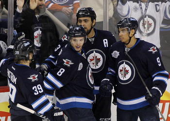 The young and talented Winnipeg Jets