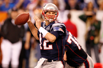 Tom Brady will lead his team to yet another AFC East crown in 2012